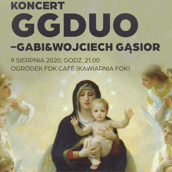 Koncert GGDUO