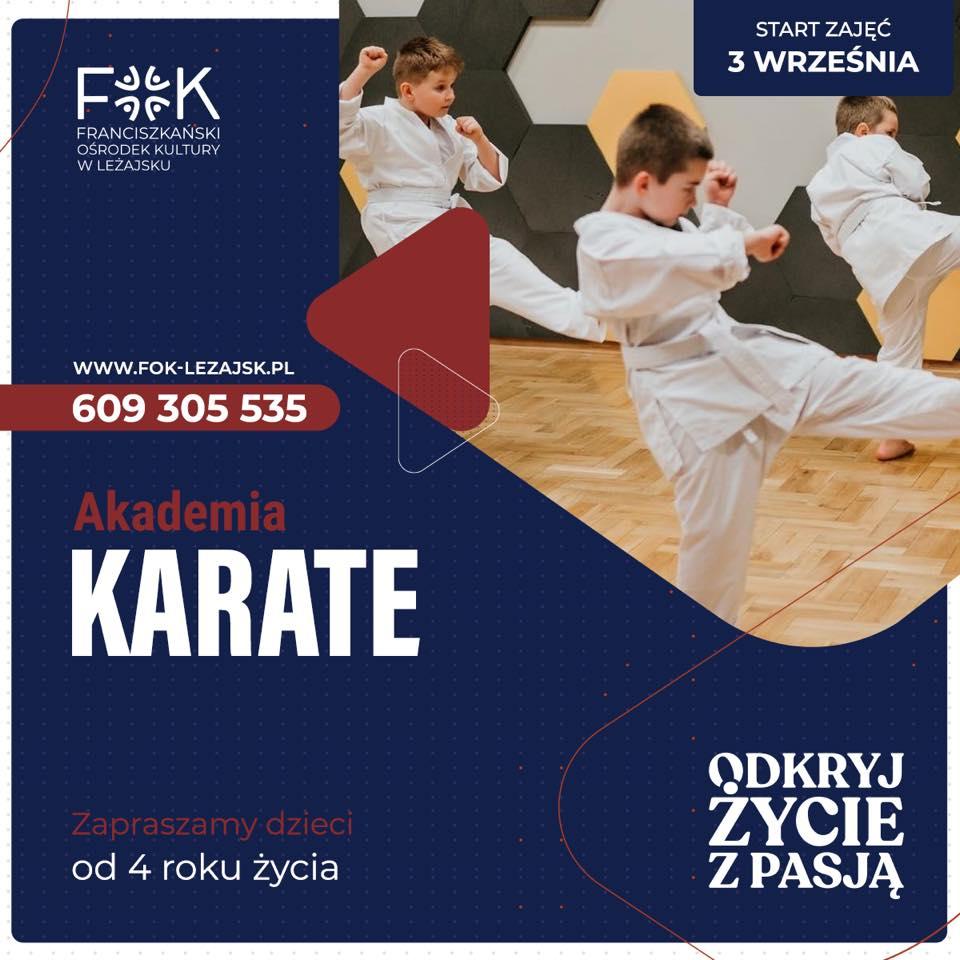 Karate - Akademia